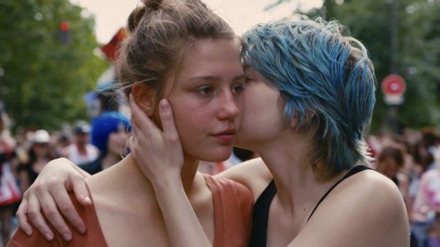 アデル、ブルーは熱い色スクリーンショット