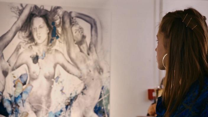 アデル、ブルーは熱い色スクリーンショット8