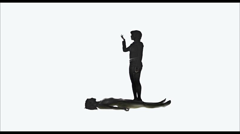 アンダー・ザ・スキン種の捕食スクリーンショット