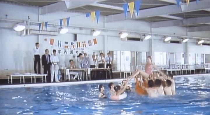 はみ出しスクール水着スクリーンショット5