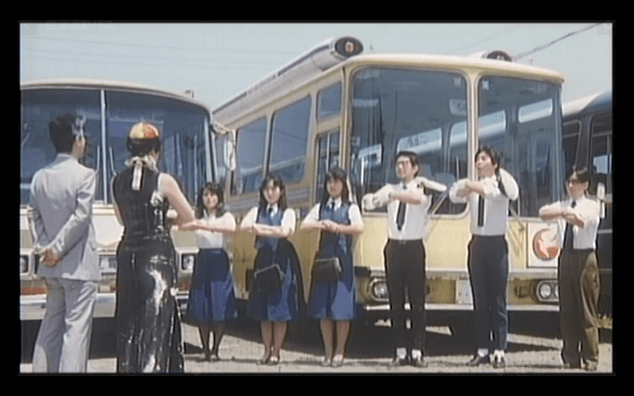 痴漢通勤バススクリーンショット5