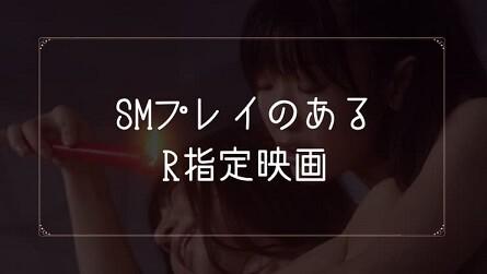 SMプレイのあるR指定映画
